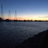 Photo taken at RiverPoint Landing Marina-Resort by Debra H. on 7/23/2015