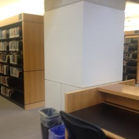 Photo taken at Bryant University Library by Dan W. on 10/12/2013