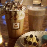Photo taken at CoffeeBox by Angie N. on 1/11/2013