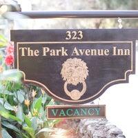 Photo taken at The Park Avenue Inn by The Park Avenue Inn on 11/24/2015