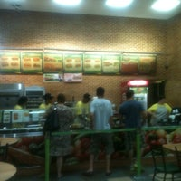 Photo taken at Subway by Wesley M. on 1/10/2014