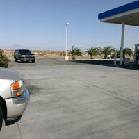 Photo taken at Mobil by Vernon F. on 7/28/2013