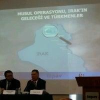 Photo taken at tepav   Türkiye Ekonomi Politikaları Araştırma Vakfı by Feride Y. on 12/16/2016