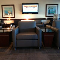 Photo taken at Admirals Club by Mike F. on 2/1/2013