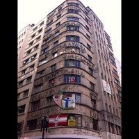 Photo taken at Rua Sete de Abril by Roberta T. on 12/11/2012
