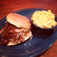 Photo taken at Central BBQ by Ashley C. on 7/15/2013