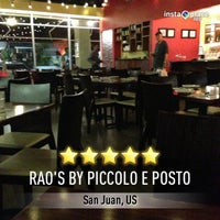 Photo taken at Rao's by Piccolo e Posto by Garnot P. on 4/16/2013
