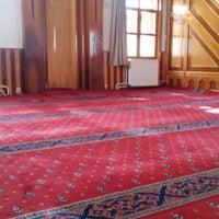 Photo taken at Meram Çaybaşı Camii by Hüseyin C. on 7/4/2016
