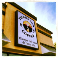 Photo taken at Tierra Mia Coffee by Eric S. on 9/22/2012