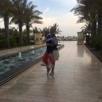 5/8/2017 tarihinde Natalia V M.ziyaretçi tarafından Waldorf Astoria Dubai Palm Jumeirah'de çekilen fotoğraf