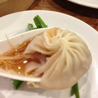Photo taken at Din Tai Fung by shima s. on 3/14/2013