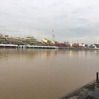 Photo taken at ค่ายภาณุรังษี กรมทหารช่าง by Tanut K. on 11/1/2016