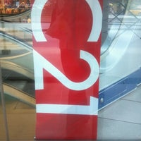 Photo taken at Century 21 Department Store by Nephy on 6/27/2013