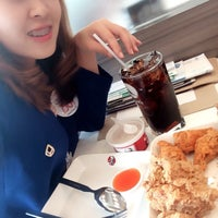 Photo taken at KFC by Aster I. on 10/30/2014