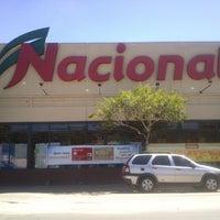 Photo taken at Nacional by Ranieli M. on 3/28/2013