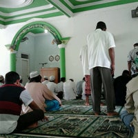 Photo taken at Masjid Taqwa by indra y. on 5/17/2013