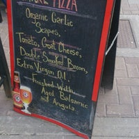 Photo taken at Tennessy Willems Wood Oven Pizza by Darren W. on 7/15/2014