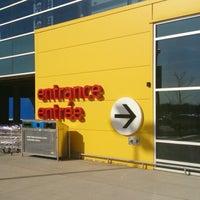Photo taken at IKEA by Darren W. on 5/3/2013