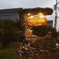 Photo taken at Mews Restaurant & Cafe by Darren W. on 8/3/2013