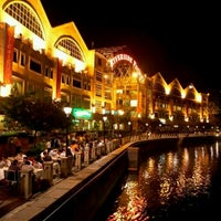 Photo taken at Clarke Quay by M Y. on 12/29/2012