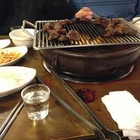 Photo taken at 서래갈매기 by Scott P. on 1/24/2013