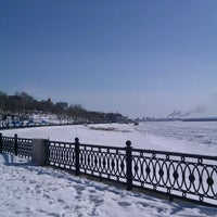 Photo taken at Утёс by Den Y. on 3/2/2013