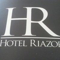 Foto tomada en Hotel Riazor por Emmanuel G. el 1/31/2013
