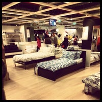 Photo taken at IKEA by Abdullah K. on 9/15/2012
