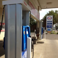 Photo taken at Esso by Randy K. on 8/27/2013