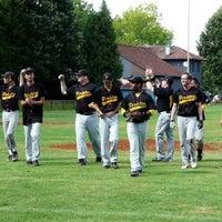 Das Foto wurde bei Heideköpfe Ballpark von ᴷᴱᴴᴿᴾᴬᴷᴱᵀ am 7/27/2013 aufgenommen
