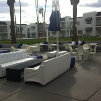 Photo taken at Rumor Boutique Resort by Amie C. on 11/9/2012