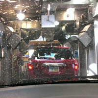 Photo taken at Mike's Express Car Wash by Jenifer D. on 3/30/2014