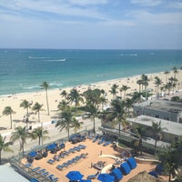 Photo taken at Courtyard Fort Lauderdale Beach by Sobe R. on 4/20/2013