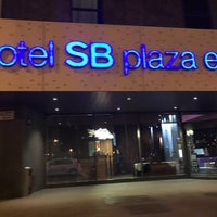 Photo taken at Hotel SB Plaza Europa by Taylor R. on 2/27/2017