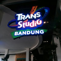 Photo taken at Trans Studio Bandung by Andrea P. on 3/24/2013