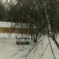 Photo taken at Юбилейный, Детский Лагерь by Дарья Н. on 12/19/2015