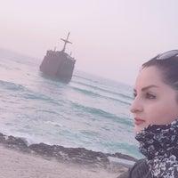 Photo taken at پارک ساحلی کشتی یونانی by N p. on 6/21/2017