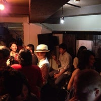 Photo taken at Bar Speak Easy by Masayoshi K. on 7/14/2013