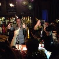 Photo taken at Bar Speak Easy by Masayoshi K. on 12/31/2013