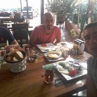 Photo taken at Taymek Bistro-Restourante by Melih K. on 8/23/2017