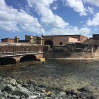 Photo taken at San Gerónimo Fort by Théo B. on 1/29/2016