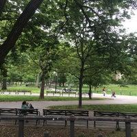 Photo taken at St. James Park by Davide C. on 6/7/2017