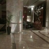 2/13/2016 tarihinde Haadling ®.ziyaretçi tarafından Hilton Bursa Convention Center & Spa'de çekilen fotoğraf