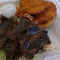 Photo taken at L&L Hawaiian BBQ by A T. on 9/15/2012