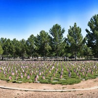 Photo taken at Southern Nevada Veterans Memorial Cemetery by Mike H. on 5/29/2016