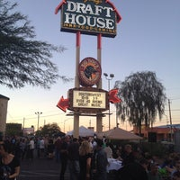 Photo taken at Big Dog's Draft House by Mike H. on 10/20/2013