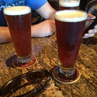 Photo taken at BJ's Restaurant and Brewhouse by Mike H. on 8/4/2013