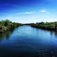 Photo taken at American River Trail By Watt by Stephen K. on 4/3/2016
