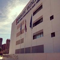 Photo taken at Centro Superior de Investigacion en Salud Publica CSISP by Francisco on 3/31/2015