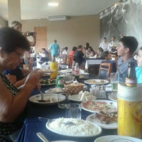 Photo taken at Churrascaria Terra do Boi by Ismael B. on 12/31/2012